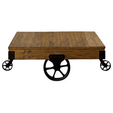 Traditional Coffee Tables by eFurniture Mart