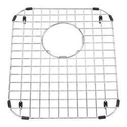 American Standard - Bottom Grid 12 inch x 14.25 inch Kitchen Sink Rack in Stainless Steel - American Standard 8445.121400.075 Bottom Grid 12 inch x 14.25 inch Kitchen Sink Rack in Stainless Steel.