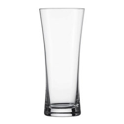 Schott Zwiesel Tritan Basic Beer Lager Medium Glasses - Set of 6 - Relax over a tall, cold one with the Schott Zwiesel Tritan Basic Beer Lager Medium Glasses - Set of 6. The durable beauty of the scratch-resistant, clear glass is the perfect complement to any occasion. Dishwasher-safe for easy care, these glasses will keep the beer flowing.About Fortessa, Inc.You have Fortessa, Inc. to thank for the crossover of professional tableware to the consumer market. No longer is classic, high-quality tableware the sole domain of fancy restaurants only. By utilizing cutting edge technology to pioneer advanced compositions as well as reinventing traditional bone china, Fortessa has paved the way to dominance in the global tableware industry.Founded in 1993 as the Great American Trading Company, Inc., the company expanded its offerings to include dinnerware, flatware, glassware, and tabletop accessories, becoming a total table operation. In 2000, the company consolidated its offerings under the Fortessa name. With main headquarters in Sterling, Virginia, Fortessa also operates internationally, and can be found wherever fine dining is appreciated. Make sure your home is one of those places by exploring Fortessa's innovative collections.