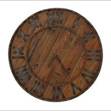 Traditional Clocks by Pottery Barn
