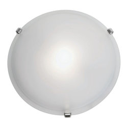 Access Lighting - Access Lighting Nimbus 1-lt Flush Mount - Close out prices. While supplies last