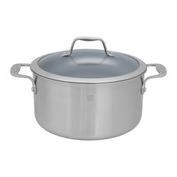 Henckels Spirit 6 Qt. Dutch Oven with Lid - Thermolon Coated