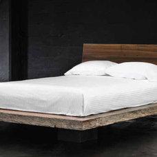 Eclectic Platform Beds by Zin Home