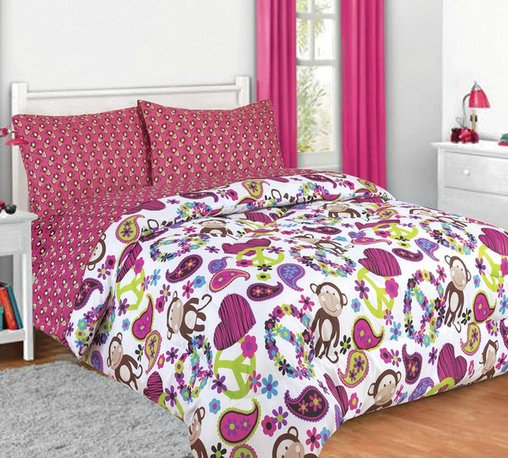 Bed In A Bag - Kids Bedding - Fabian-NT Bed in a Bag Comforter Set - Kids Bedding - Fabian-NT Bed in a Bag Comforter Set .  Machine Washable/ 100% Polyester