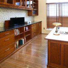 Craftsman Desks And Hutches by Hardwood Artisans