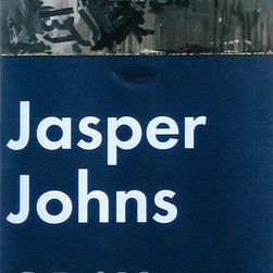 Jasper Johns Periscope (Hart Crane) Street Banner Wall Art - From the Art Institute of Chicago, an authentic, limited edition street banner to display in your home as spectacular wall art. The exhibition Jasper Johns: Gray was one of the first to explore this fascinating period of Johns's work. Bringing together some 120 works in various media, the exhibition showed that even with a dearth of color, artistry and beauty can be achieved.