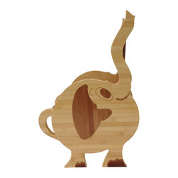 ChairZü - ELEPHANT CHAIR, -Standard- - His name is DOOPAH! This portly little fella is made in America by True Craftsmen.