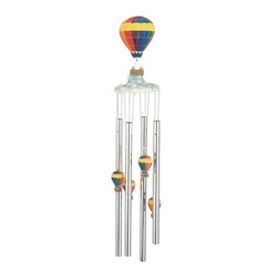 GSC - Wind Chime Round Top Air Balloon Hanging Garden Decoration Windchime - This gorgeous Wind Chime Round Top Air Balloon Hanging Garden Decoration Windchime has the finest details and highest quality you will find anywhere! Wind Chime Round Top Air Balloon Hanging Garden Decoration Windchime is truly remarkable.