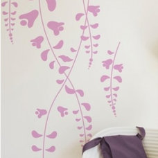 Traditional Wall Decals by Blik