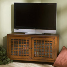 Traditional Media Storage by Grandin Road