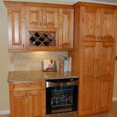 Traditional  by Radzwillas Kitchen & Bath Design