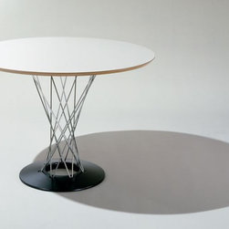 Knoll Cyclone Dining Table - Designed by Isamu Noguchi, 1955