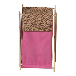 Pink Cheetah Hamper