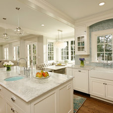 Kitchen Cabinetry by The Hampshire Company