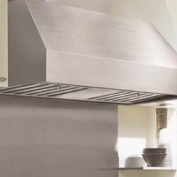 "Vent-A-Hood - M Line Series PRH18-M54 SS 54"" Canopy Pro Style Wall Mounted Range Hood With 103 - You dont have to sacrifice style to enjoy Vent-A-Hoods superior technology Our engineers are as committed to contemporary styles as they are to state-of-the-art technology Work with Vent-A-Hood and you can find exactly the style thats right for youwh..."