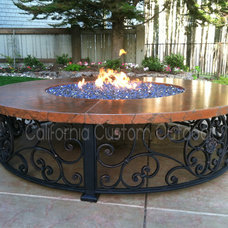 Firepits by California Custom Outdoor