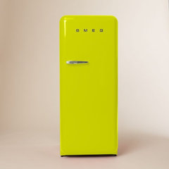 modern refrigerators and freezers by West Elm