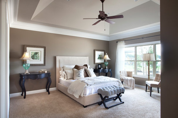 Traditional Bedroom by Schumacher Homes