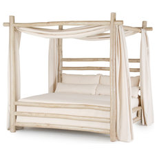 Rustic Canopy Beds by La Lune Collection