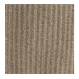 None - Self-stick Beige Carpet Tiles (120 Square Feet) - Give your home a cozy, carpeted look with these easy-to-install tiles.