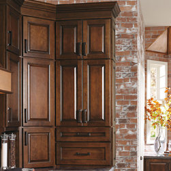 Diamond Stacked Cabinets - Diamond offers a wide selection of cabinet sizes so you can easily ...