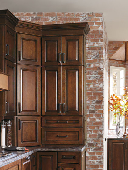 Contemporary Kitchen Cabinets by MasterBrand Cabinets, Inc.