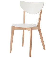 contemporary dining chairs and benches by IKEA