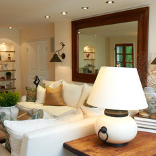 Eclectic Living Room by Intimate Living Interiors