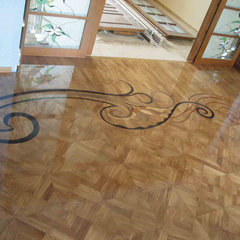 contemporary wood flooring by Czar Floors