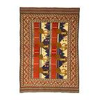 eSaleRugs - 6' 5 x 9' 2 Pictorial Sumak Rug - SKU: 22139319 - Hand Woven Pictorial Sumak rug. Made of 100% Wool. Brand New.