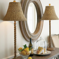 Tropical Table Lamps -