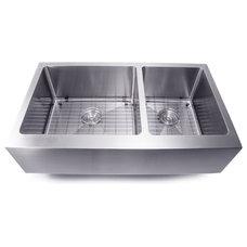 Modern Kitchen Sinks by beyonDecor