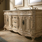 "72"" Terracina Double Sink Vanity -"