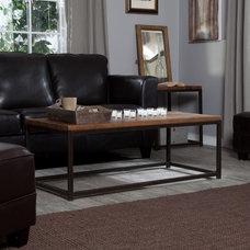Contemporary Living Room by Hayneedle