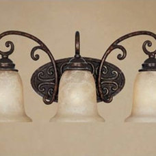 Traditional Bathroom Vanity Lighting by Bellacor