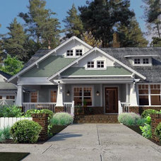 Rendering by Family Home Plans