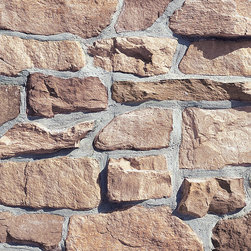 Manufactured Stone Veneer Products - Coronado French Country Villa Stone - Color: Champagne - Stone Products