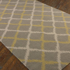Traditional Rugs by Charlotte and Ivy