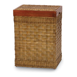Sea Grass Rectangular Hamper
