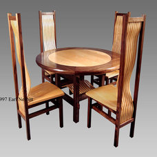 Contemporary Dining Tables by Earl Nesbitt Fine Furniture