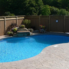 Modern Swimming Pools And Spas by Waterworld Pools