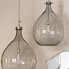 Contemporary Ceiling Lighting by red: modern lines . vintage finds