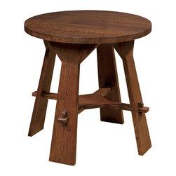 Stickley Gus Tea Table 89-1005 -