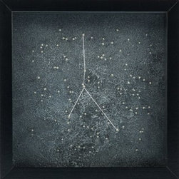 Thank Your Lucky Stars (Cancer) Limited Edition (Original) by Gianna Dibartolome - NOTE: other constellations available