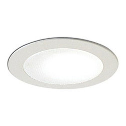 "Nora Lighting - Nora NL-422 4"" Albalite Lens with Reflector, Nl-422w - *Housing and light bulb sold separately*"