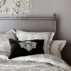Traditional Bedding by Au Lit Fine Linens