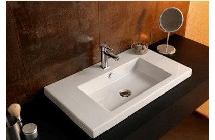 Modern Bathroom Sinks by Amazon