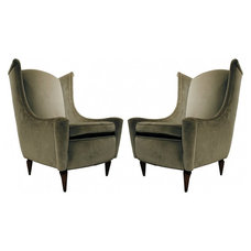 Eclectic Armchairs And Accent Chairs by Second Shout Out