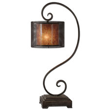 Rustic Table Lamps by Fratantoni Lifestyles