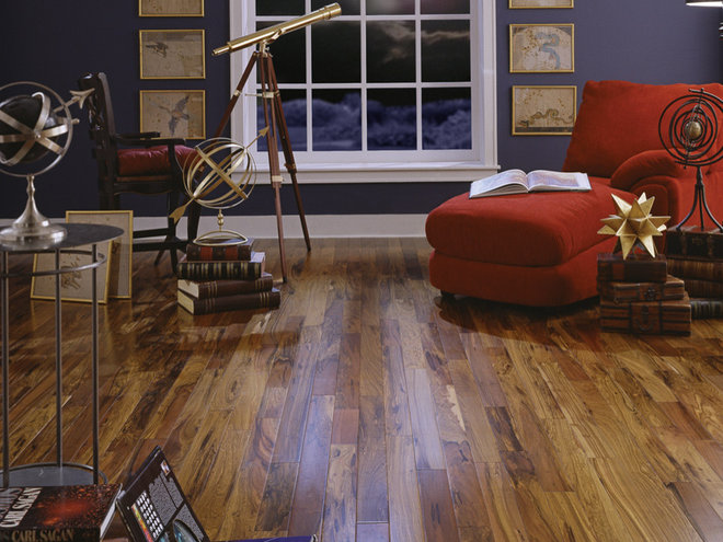 Eclectic Wood Flooring by BR111 Hardwood Flooring